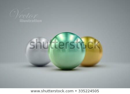 Or couleur fond métal groupe Photo stock © ozaiachin