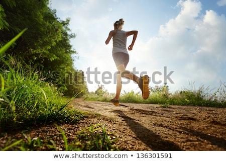 młoda · kobieta · fitness · kraju · kobieta · dziewczyna · sexy - zdjęcia stock © Paha_L