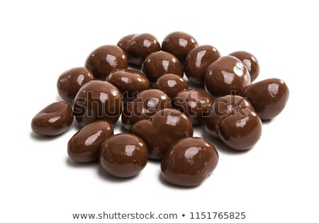 chocolate covered peanuts stock photo © digifoodstock