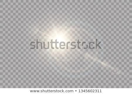 夏 太陽 バースト eps 10 ストックフォト © beholdereye
