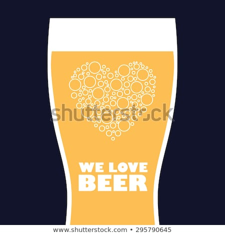 Love brew. Stock photo © Fisher