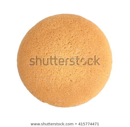 Szivacs kekszek halom kicsi étel csoport Stock fotó © Digifoodstock