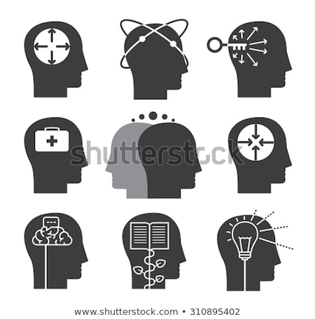 Autism Brain Function Stock photo © Lightsource