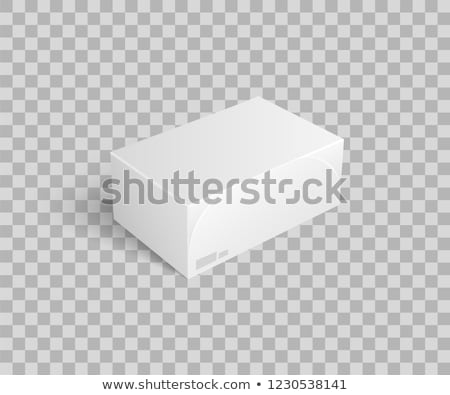 Carton Package for Keeping Things Icon Vector Stock photo © robuart