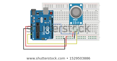 four arduino sensor Stock photo © jarp17