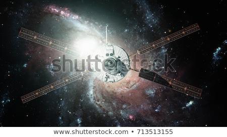 Européenne espace transférer internationaux gare technologie Photo stock © NASA_images