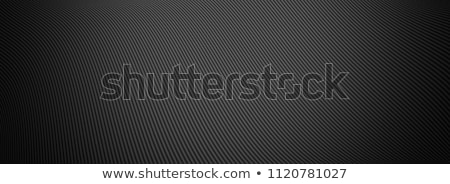 abstract geometric dark carbon fiber background design Stock photo © SArts