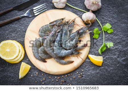 Fresco comida Foto stock © clearviewstock