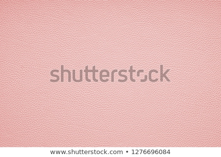 Pink leather texture closeup stock photo © homydesign