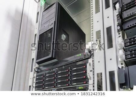 tower servers stock photo © wavebreak_media