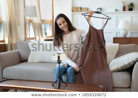 Promo target winkelen verkoop tonen prijs Stockfoto © stuartmiles
