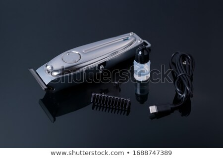 Black Hairclipper Stock photo © PetrMalyshev
