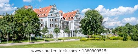 城 · ドイツ · 建物 · アーキテクチャ · 歴史 · 秋 - ストックフォト © lianem