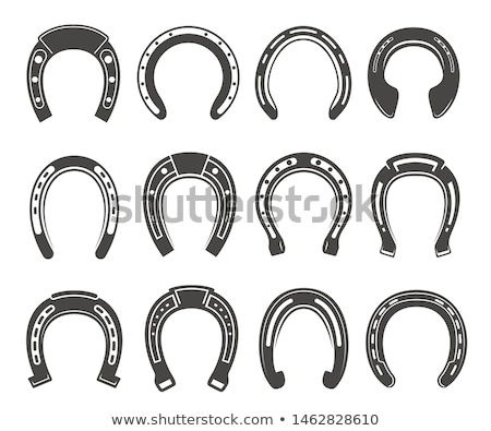 horseshoes stock photo © joker