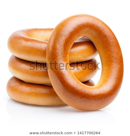 Ring bagel Stock photo © dmitroza