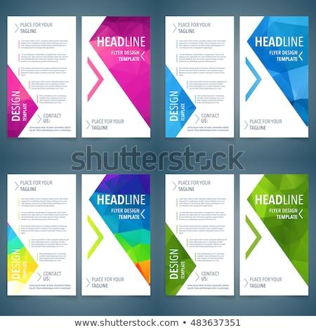 Po Design Templates | Brochur Templat Brochure Flyer Template Design Business
