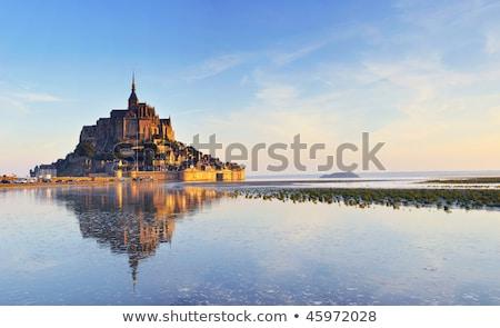 França azul hora mar montanha Foto stock © stefanoventuri