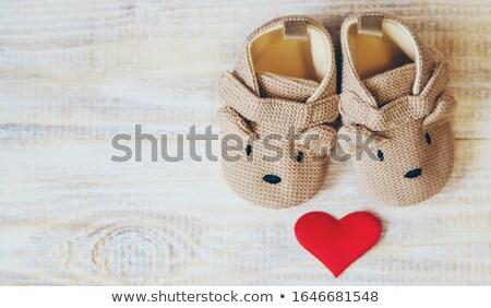Erkek ayakkabı yüksek karar fotoğraf erkek Stok fotoğraf © FER737NG