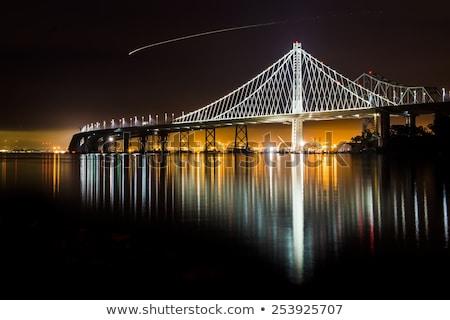 Cityscape Сан-Франциско красивой Blue Sky Калифорния Сток-фото © bezikus