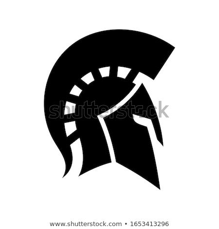 Roman Helmet Centurion Concept Stock photo © Krisdog