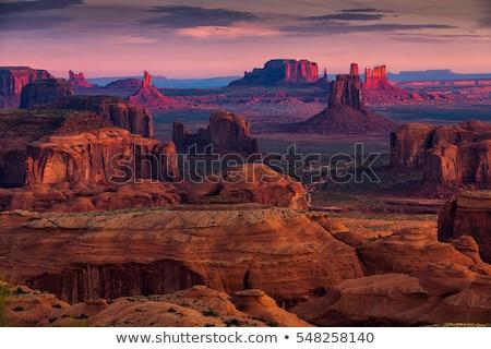 Grand Canyon Arizona parque EUA paisaje calle Foto stock © prill