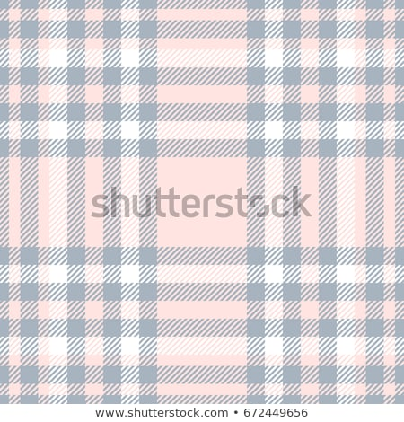 Girl Twill Fabric Pattern Clothes Illustration Stock photo © lenm