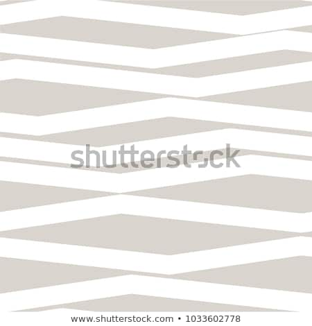 Golvend naadloos gestreept diagonaal patroon vector Stockfoto © ExpressVectors