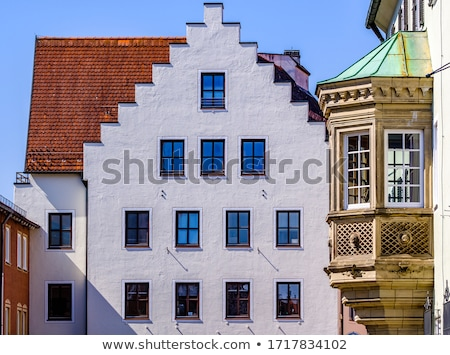 город архитектура Германия На 25 2014 старые Сток-фото © kyolshin