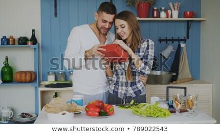 voedsel · restaurant · tabel · vork · vrouwelijke · persoon - stockfoto © photography33