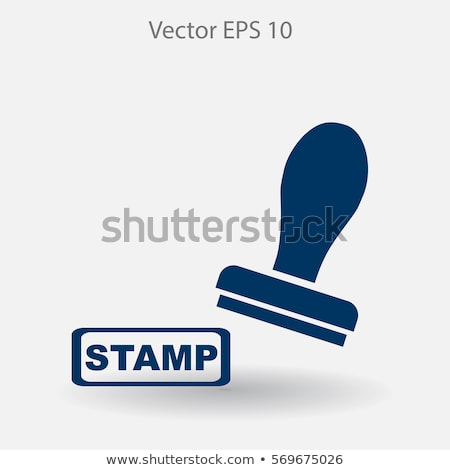 Yes rubber stamp Stock photo © IMaster