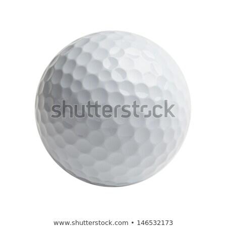 three colour golf balls Stock photo © shutswis