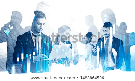 Trading opportuities Stock photo © ronfromyork