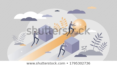 Creative Efficiency Stock photo © Lightsource