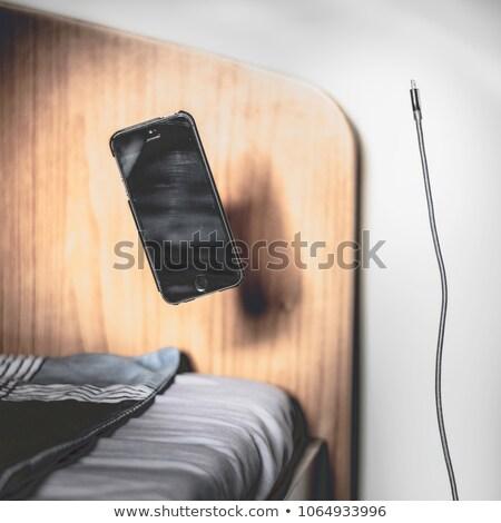 drie · telefoons · icon · telefoon · cel · smart - stockfoto © zzve