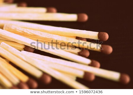 box of matches retro toned stock photo © lizard