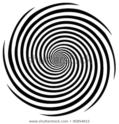 Optical illusion for hypnotherapy or psychic Stock photo © shawlinmohd