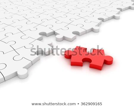 bod · vermist · stukken · heldere · groene - stockfoto © tashatuvango