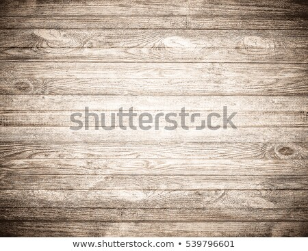 Foto stock: Wooden Board With Cracked Paint