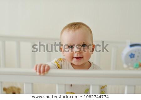 赤ちゃん · おむつ · 家族 · 幸せ · 子 - ストックフォト © monkey_business