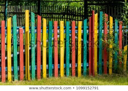 木製 · スタイル · 単純な · テクスチャ · 建物 · 木材 - ストックフォト © biv