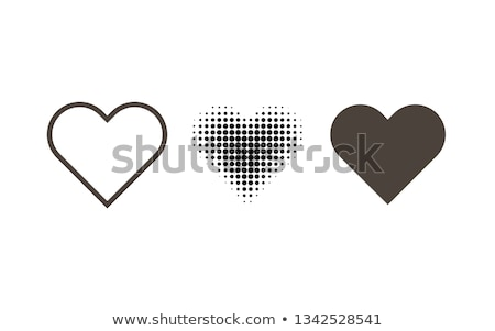 Negocios aplicación lineal iconos plantillas establecer Foto stock © robuart