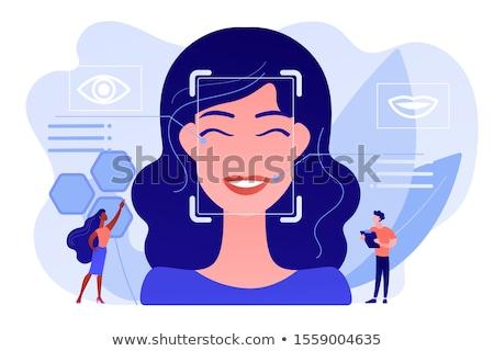 Emotion detection concept vector illustration. Stock photo © RAStudio