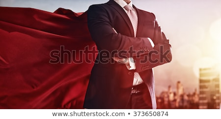 güvenlik · güçlü · lider · soyut · dizayn · kalabalık - stok fotoğraf © 4designersart