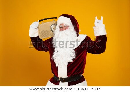 rockandrolla santa stock photo © feedough