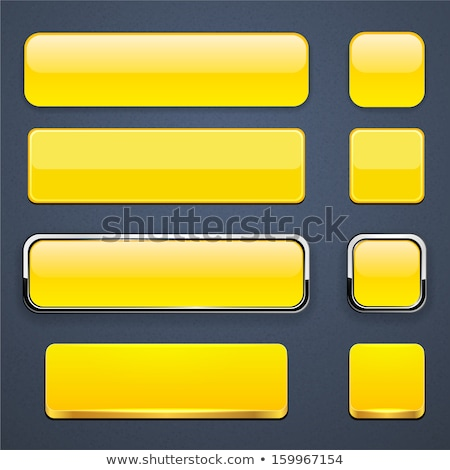 Yellow button Stock photo © oly5