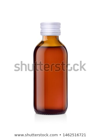 Woman with bottle of syrup Stock photo © photography33