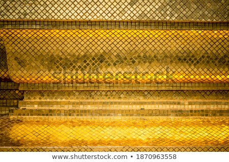 grand palace temple ceramic detail bangkok thailand Stock photo © travelphotography