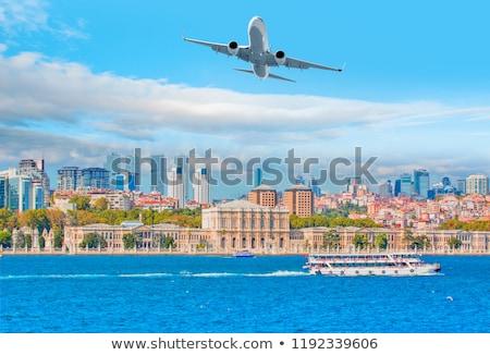 Dolmabahce Palace, Istanbul,Turkey  Stock photo © Bertl123