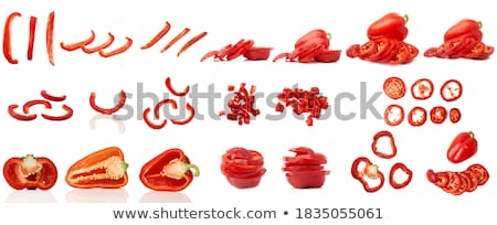 sweet bell pepper stock photo © designsstock