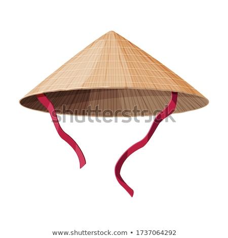 夏 麦わら帽子 草 ファッション 帽子 ホット ストックフォト © Julietphotography